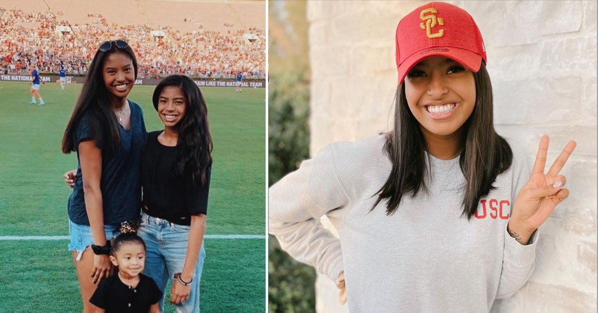 kobe bryant daughter is heading to usc