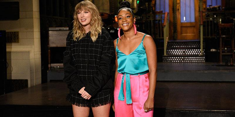 Tiffany haddish taylor swift dinner main