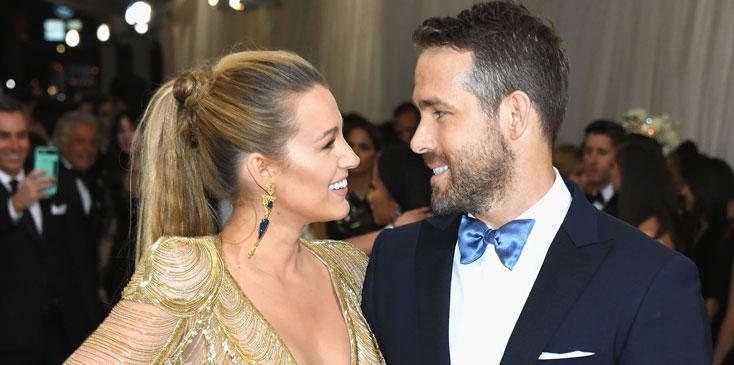 Ryan Reynolds Wife Blake Lively Love Note Long