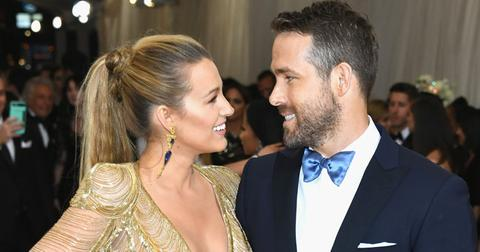 Ryan Reynolds Wife Blake Lively Love Note Long