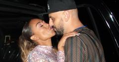 Mel b kisses boyfriend gary madatyan simon cowell party pics