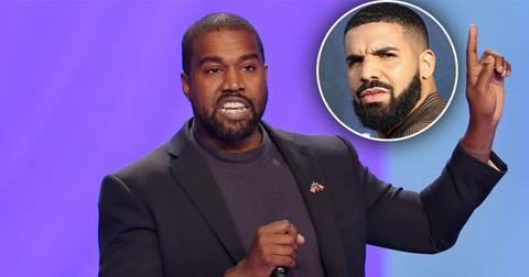 Kanye West Responds To Drake's Secular Claims During Sunday Service Rant