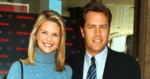 Christie Brinkley Ex Husband Peter Cook Younger Women Long