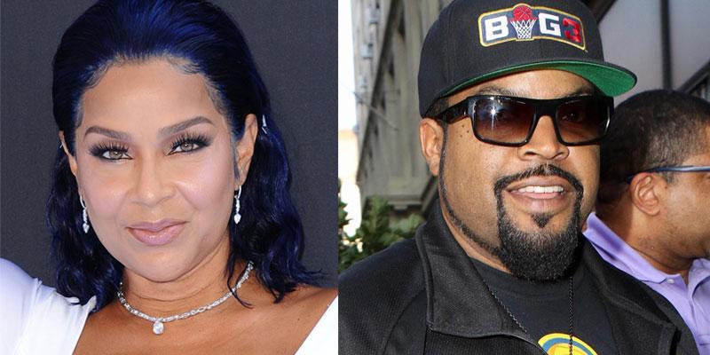 Lisa Raye McCoy And Ice Cube Reunite