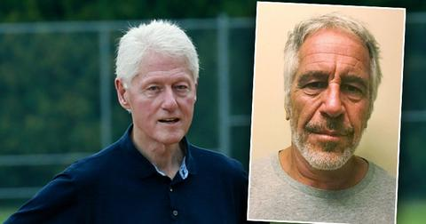 Bill Clinton Receives Massage From Jeffrey Epstein Victim