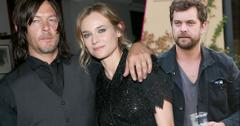 Diane Kruger Joshua Jackson Cheating Normal Reedus