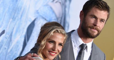 Chris hemsworth marriage difficulty hollywood wide