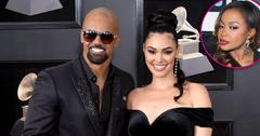 Shemar Moore Brings Anabelle Acosta To Grammys Not Phaedra Parks PP