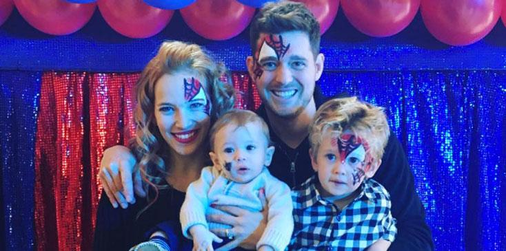 Michael Buble Son Cancer Long