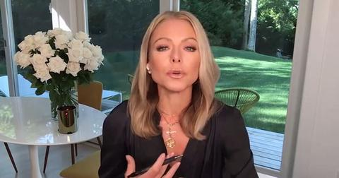 Kelly Ripa Responds To Trolls About Her Appearance On LIVE! Show