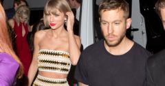 Taylor Swift Calvin Harris Grammy After Parties 2016 Celebrities