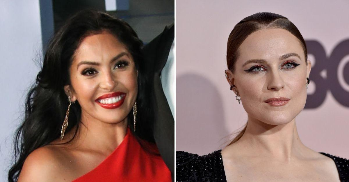 Vanessa Bryant Calls Out Evan Rachel Wood For Labeling Kobe Bryant A 'Rapist' After His Death