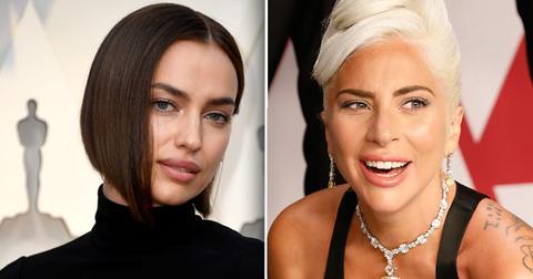 Irina Shayk Unfollows Lady Gaga PP