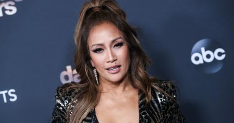 Carrie Ann Inaba at the ABC's 'Dancing With The Stars' Season 28 Top Six Finalists Party