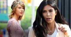 Kim kardashian taylor swift feud HERO AKM SPLASH