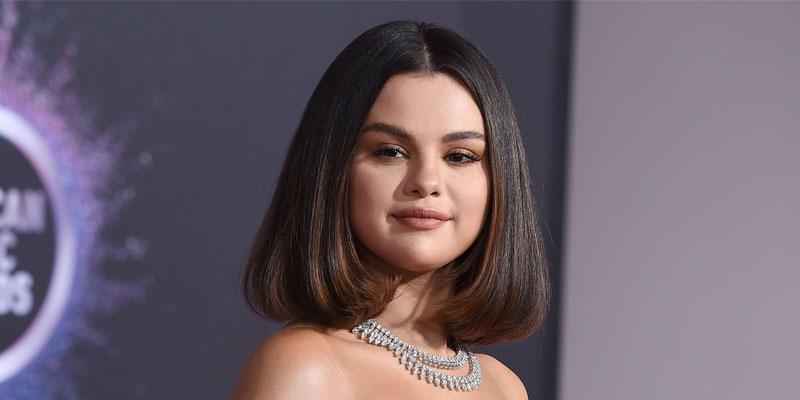 Selena Gomez Gets Stung By Man O' War In Hawaii