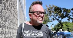 Tom arnold roseanne barr character killed the conners main
