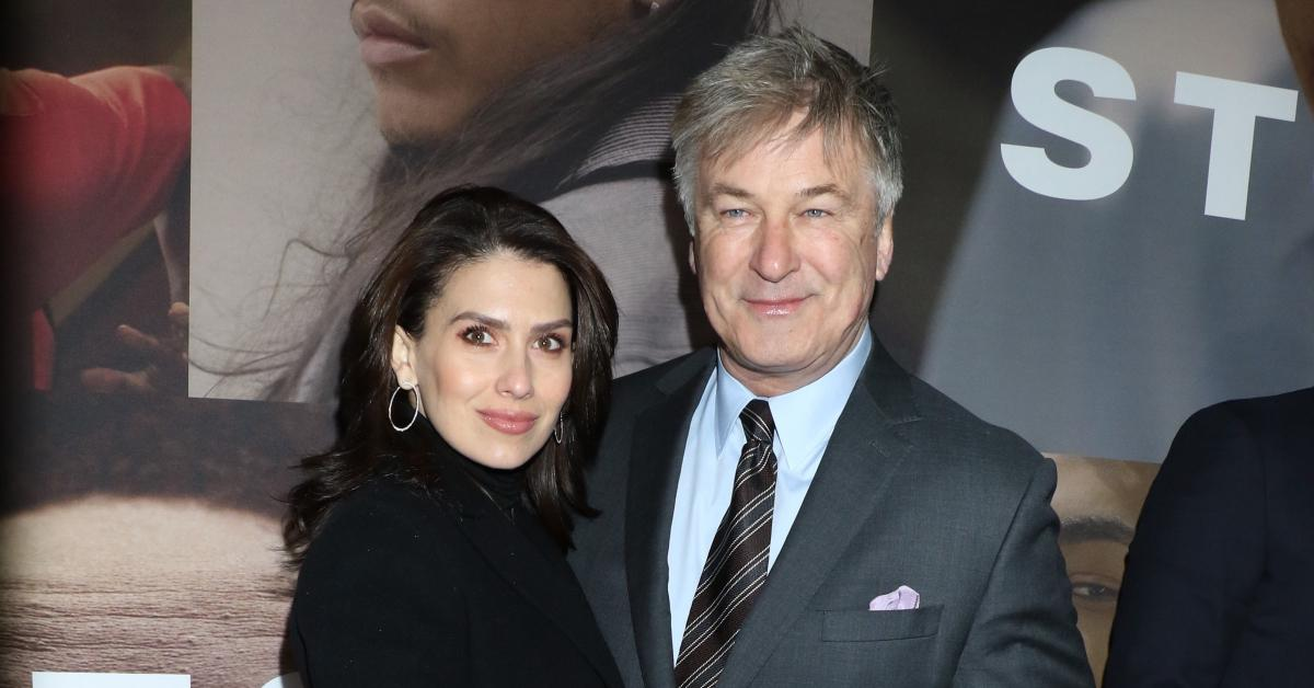 Trouble In Paradise? Alec Baldwin Has Been Staying In A Different House From Wife Hilaria Baldwin 'For Months' As He Works Through The Pandemic