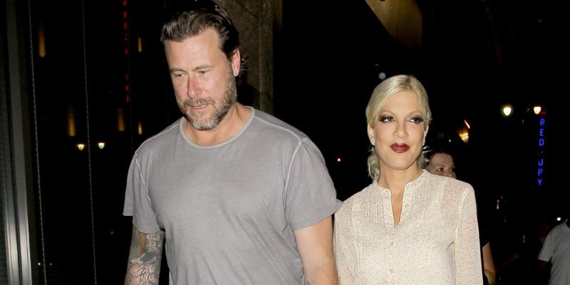 Tori spelling marriage issues