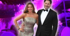 Sofia vergara joe manganiello wedding dress details photos