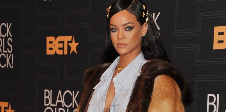 Rihanna revealing outfits nude