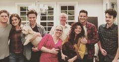 Watch sarah hyland recall funny moment wells adams met family hero