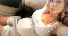 Hilary duff baby bump pics