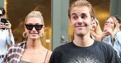Justin Bieber Hailey Baldwin Smile NYC Hold Wedding Ceremony