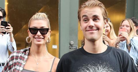 Justin Bieber Hailey Baldwin Smile NYC Hold Wedding Ceremony