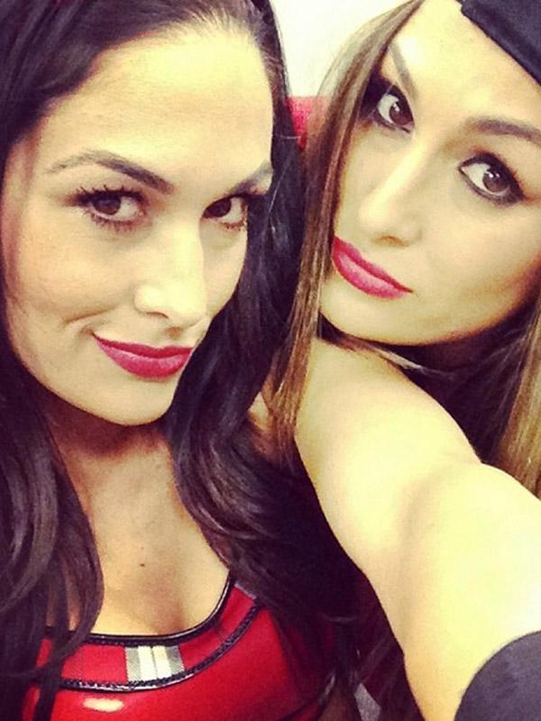 Nikki brie bella total divas season 2