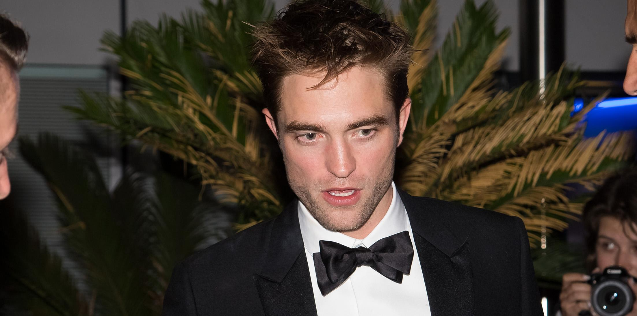 Robert Pattinson and FKA twigs in Cannes