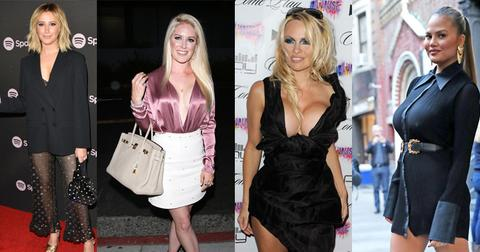 celebs who had boobs removed