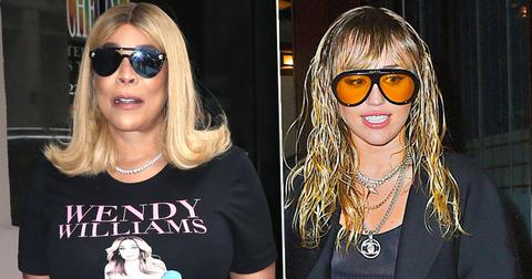 Wendy Williams Miley Cyrus Slut Shame PP