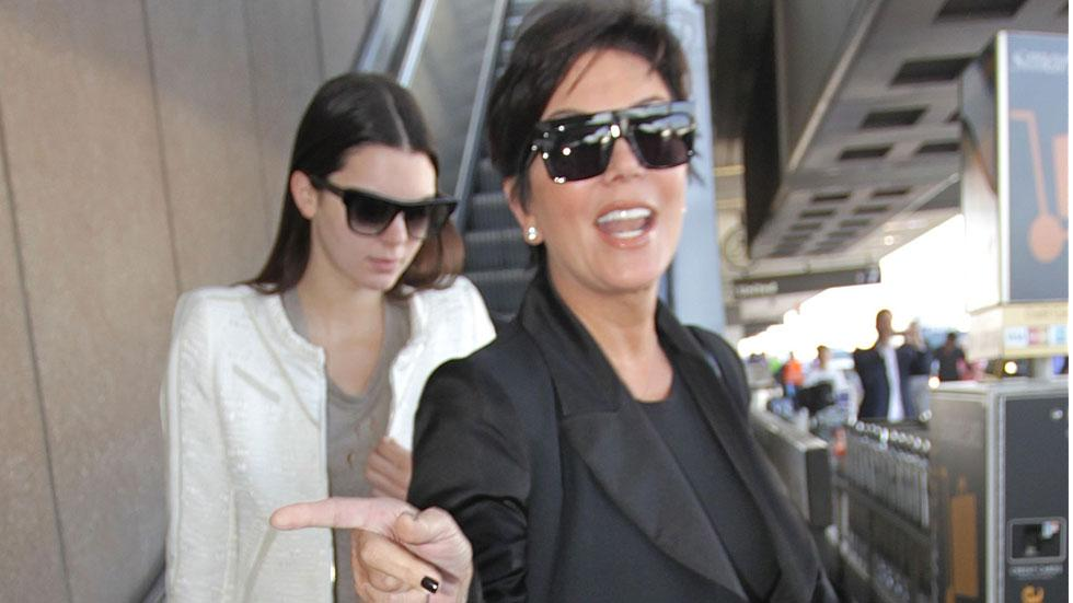 Kris and kendall respond–to bruce becoming a women 2