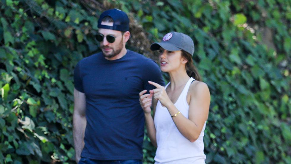 Chris evans minka kelly dating again