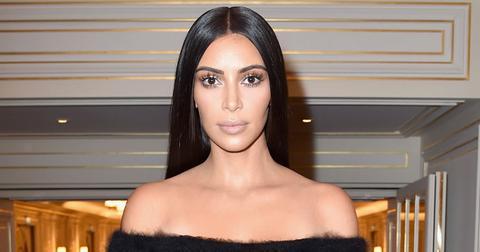 kim kardashian shocking photo divorce rumors long