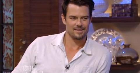 Josh duhamel reveals gender of baby fergie