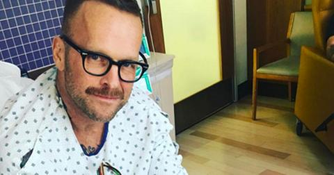Bob harper heart attack recovering instagram post biggest loser hr