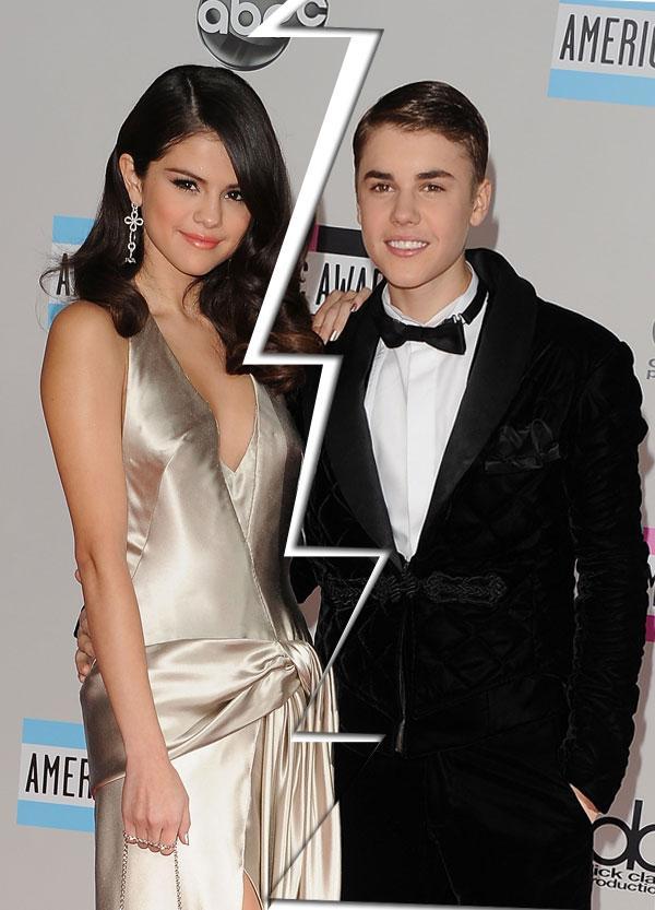 Selena Gomez Justin Bieber Breakup