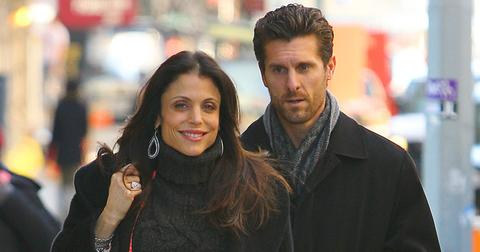 Bethenny Frankel and Jason Hoppy out in NYC