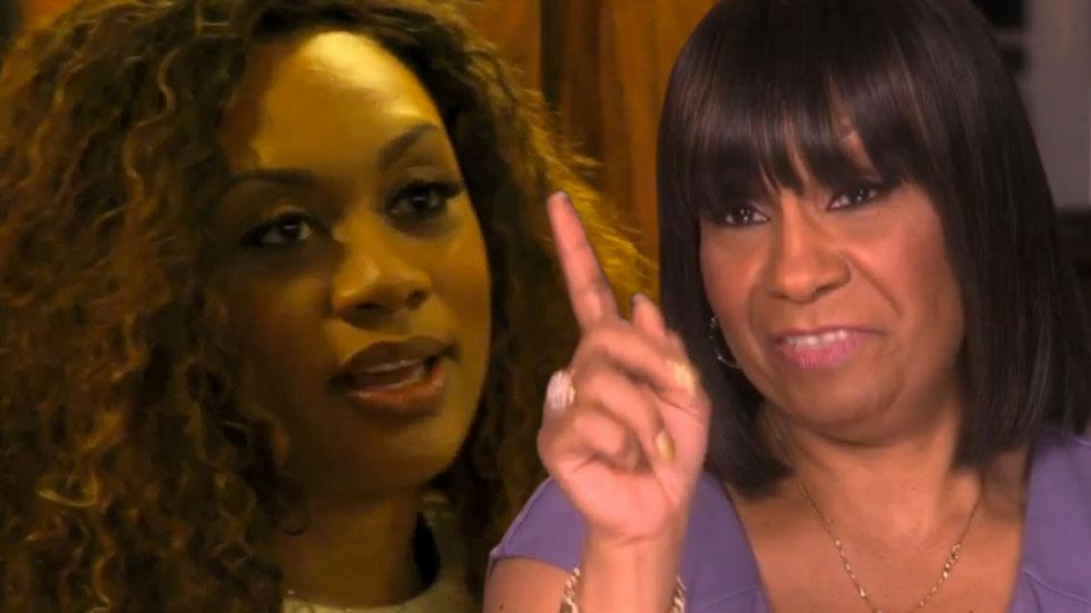 Mama joyce accuses carmon cambrice of sleeping with todd tucker