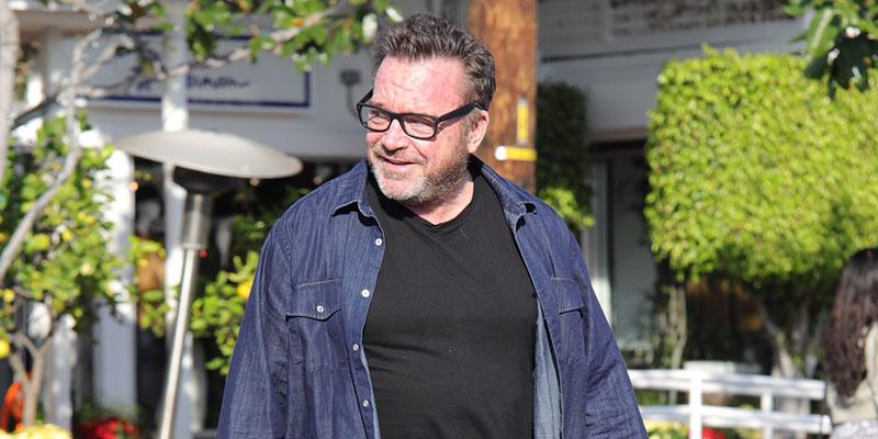 Roseanne wanted cancellation tom arnold main