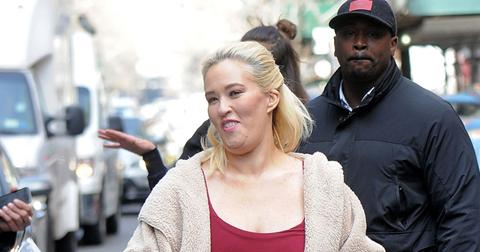 Mama June is looking good after visiting The Wendy Williams Show