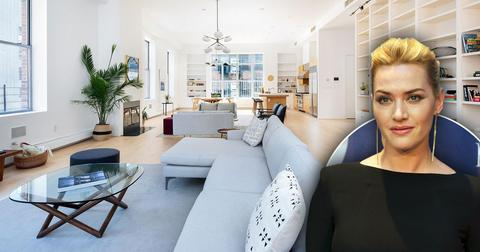 Kate Winslet Lists New York City Apartment In Chelsea, See Photos