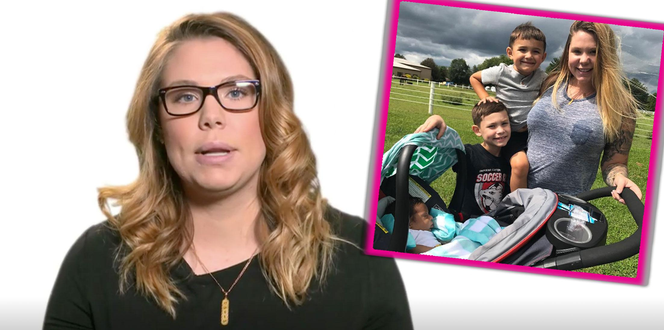 kailyn lowry kids baby daddies chaos long