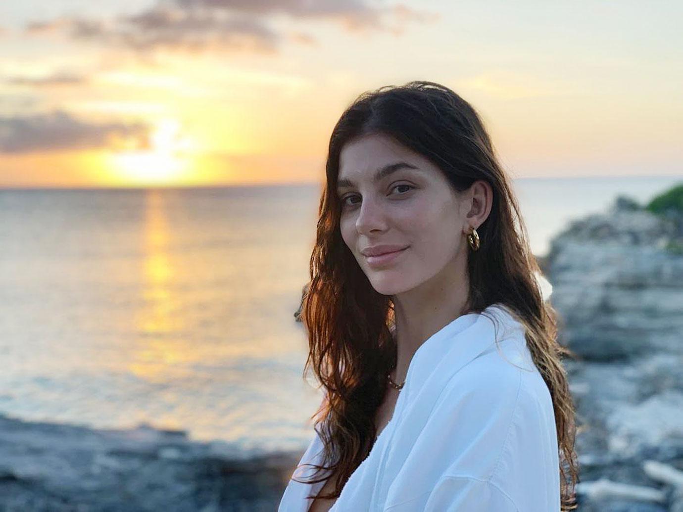 Leonardo DiCaprios Supermodel Girlfriend Camila Morrones