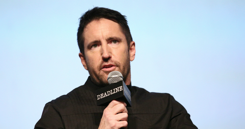 Nine Inch Nails Trent Reznor Disses Ashton Kutcher Interview Hero