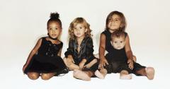 Kardashian kids christmas card
