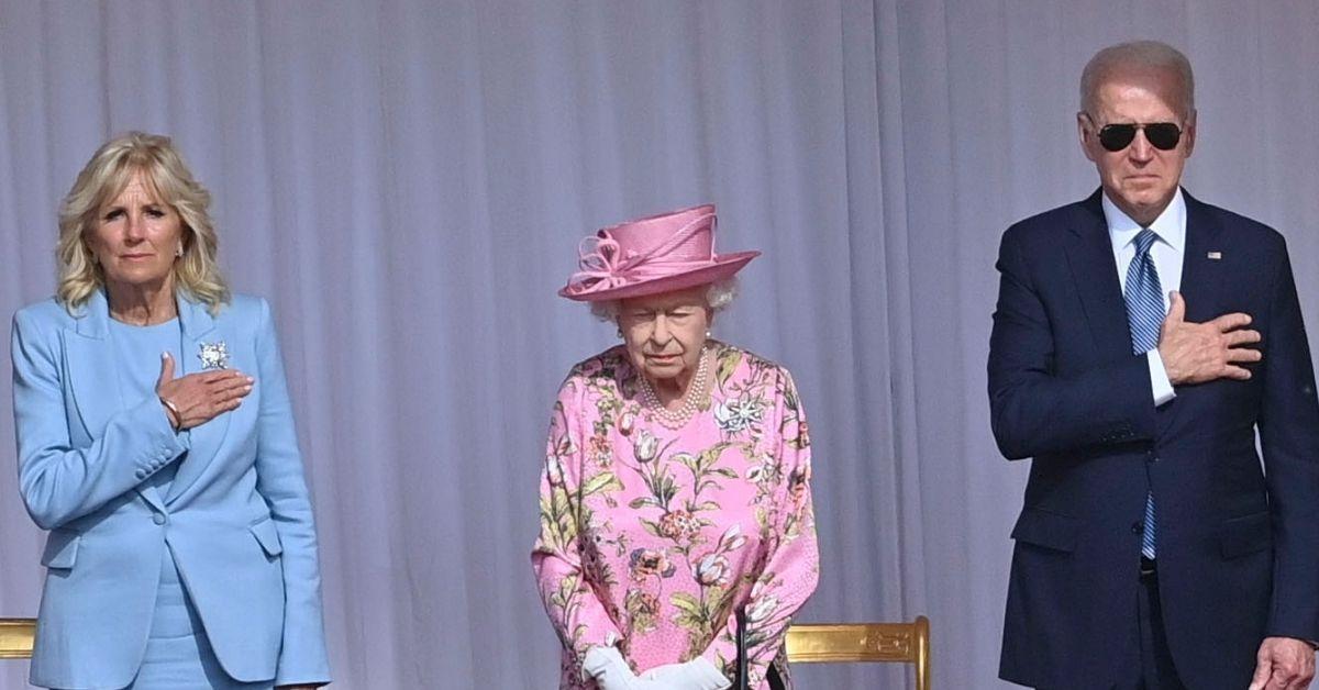 president joe biden says queen elizabeth ii reminded him of his mother