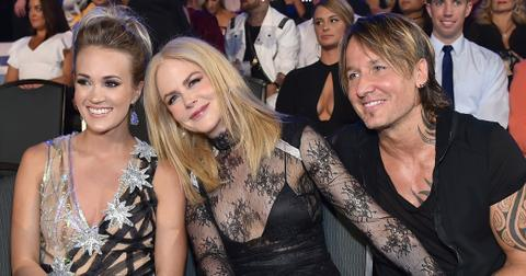 CMT Awards Keith Urban Carrie Underwood Long